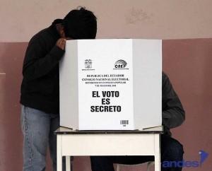 Consejo Nacional Electoral modificará el calendario para las elecciones de 2013