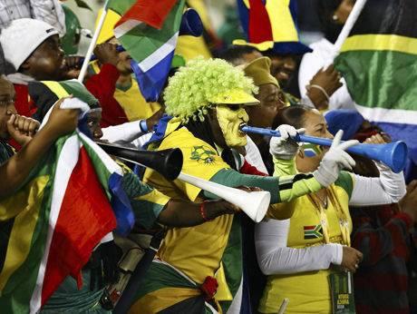 ¿Sabes que son las vuvuzelas que causan polémica en Sudafrica 2010?