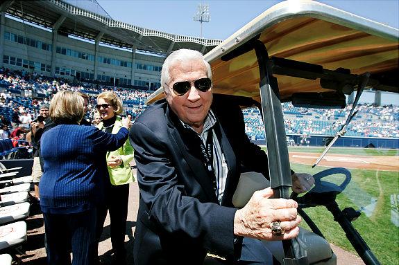 Murió el propietario de los Yankees