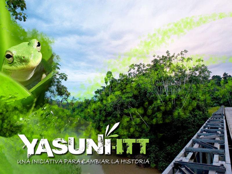 Sarkozy envía asesor para observar proyecto Yasuní-ITT