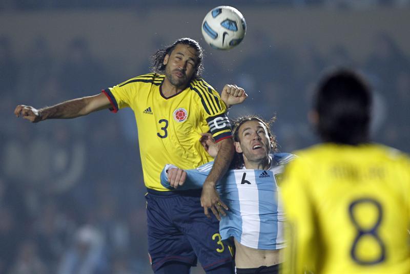 Mario Yepes: 'Colombia mereció los tres puntos'