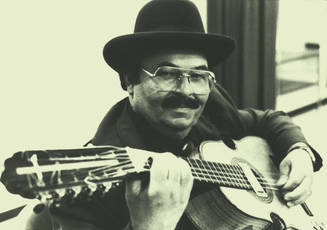 Muere el guitarrista puertorriqueño Yomo Toro