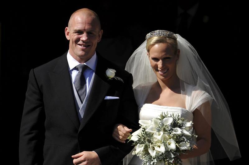 Los Windsor celebran la segunda boda real del año