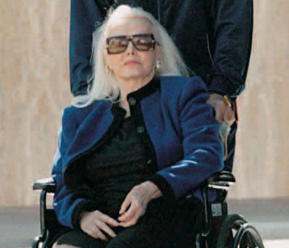 Zsa Zsa Gabor tendrá amputación parcial de pierna
