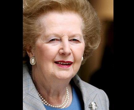 Los malvinenses agradecen la 'decisión' y el 'apoyo' de Thatcher