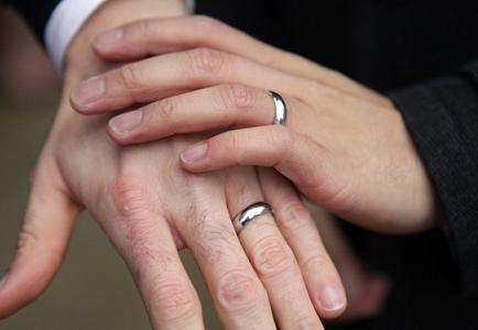 6 hermanos se casaron en una misma boda