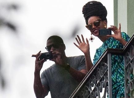Beyoncé es investigada por su viaje familiar a Cuba