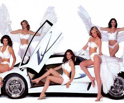 Ángeles de Victoria`s Secret causan sensación