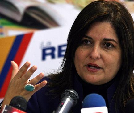 Ministra de Educación dimite del cargo por asuntos personales