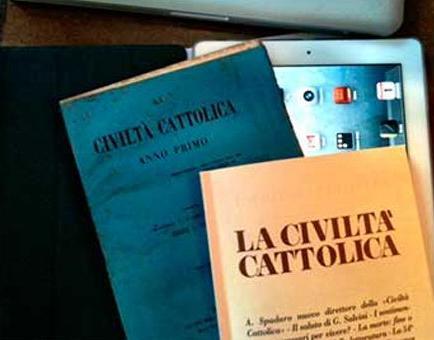 Difundirán gratis contenidos de revista católica jesuita
