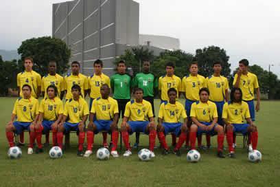 La selección sub-17 de Ecuador al borde de la eliminación