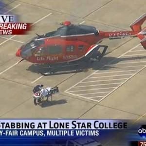 Al menos 14 heridos tras ataque en campus universitario