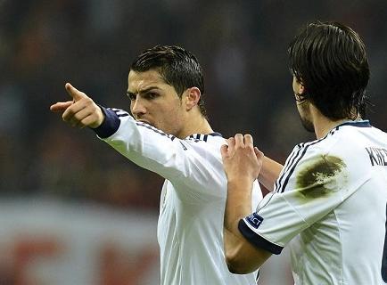 Real Madrid llega a la semifinal de la Champions League