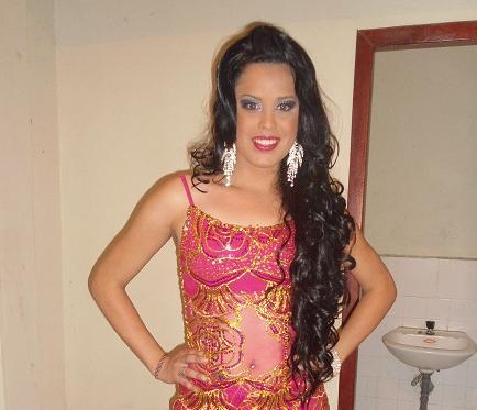 Nueva reina miss trans Manabí