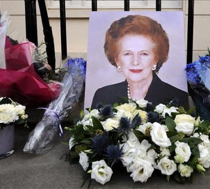 Funeral de 'La dama de hierro' será el 17 de abril