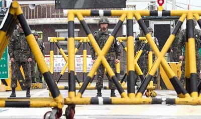 Corea del Norte recomienda a extranjeros salir de Corea Sur