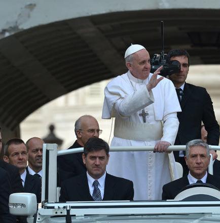 Papa Francisco: 'El cristiano no debe hablar mal de nadie'