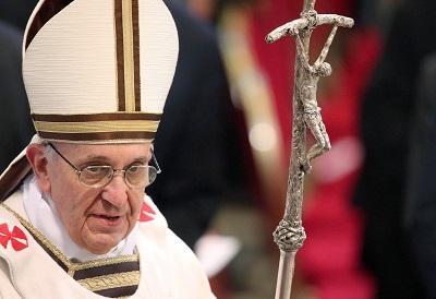 Papa: el cristiano no puede juzgar a nadie ni hablar mal de los demás