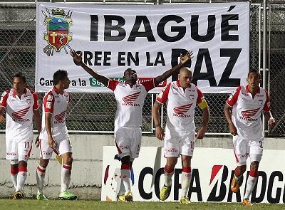 Santa Fe se clasifica tras derrotar al Tolima