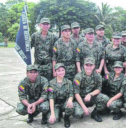 Graduación de Fuerzas de Resistencia