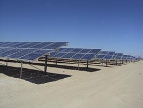 Producen 500 kilovatios de electricidad por hora con 3 mil panales solares