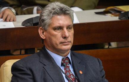 Vicepresidente Díaz-Canel admite 'limitaciones' de la prensa en Cuba