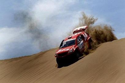 Bolivia invierte en energía y comunicación para apoyar al rally Dakar