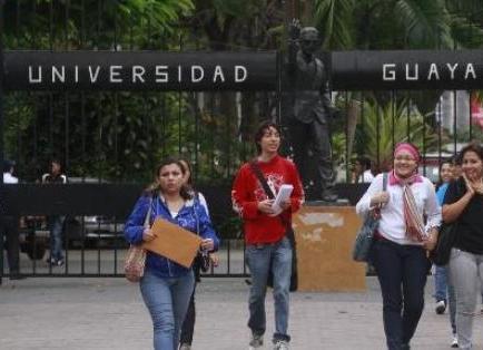 La Universidad de Guayaquil debe pagar sanción de $95.400