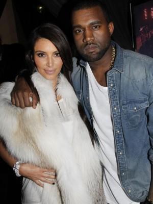 Kim Kardashian comparte su primer ultrasonido en reality show