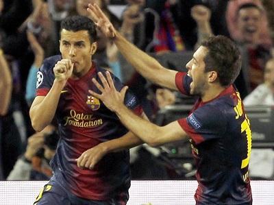 Barcelona sufrió para ganar al  PSG