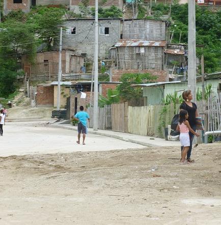 Habitantes de Los Jardines quieren que legalicen sus tierras
