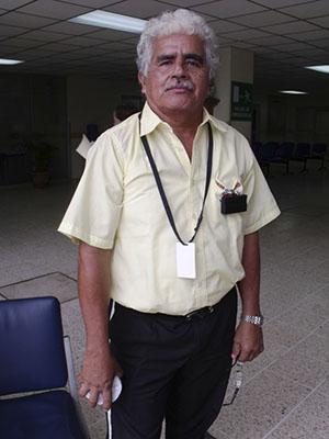 El Multiuso del hospital Miguel H. Alcívar