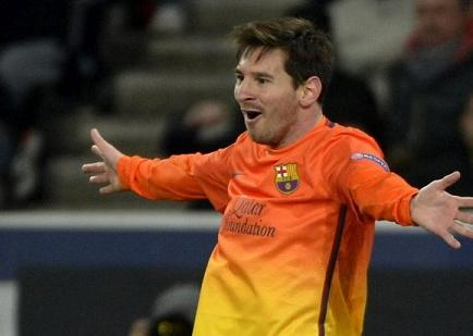Padre de Messi descarta haber ofrecido a su hijo al Real Madrid