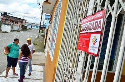 Son 1.200 alumnos afectados en Santo Domingo por cierre de Itesut