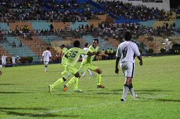 Liga de Portoviejo derrotó 5 - 0 al Deportivo del Valle