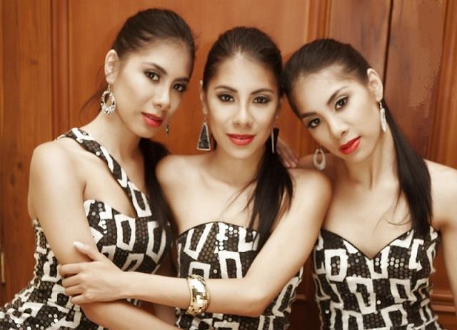 Las tres Ana