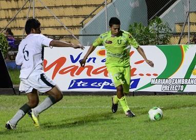Liga (P) derrota 5-0 al Deportivo del Valle