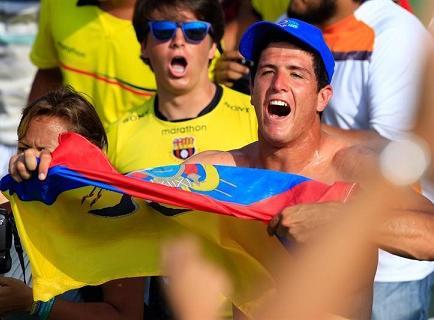 Ecuador debe enfrentar a Suiza tras sorteo de los play-offs de la Copa Davis
