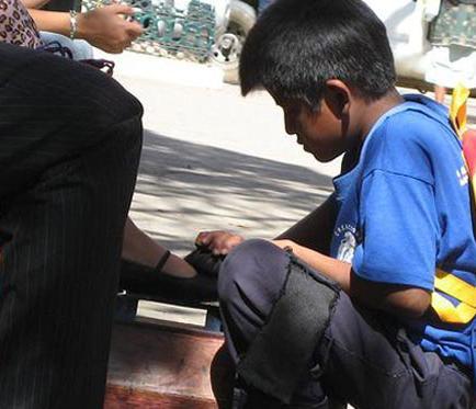 El trabajo infantil se verá en documentales