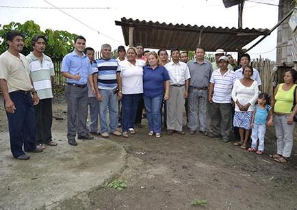 En ciudadela Los Ceibos, de la comuna Sancán, reclaman obras básicas