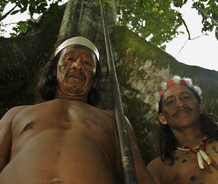 Hasta ahora la agresión entre indígenas es un rumor, dice gobernadora
