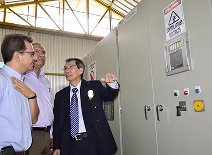Inicia proyecto a base de energía solar