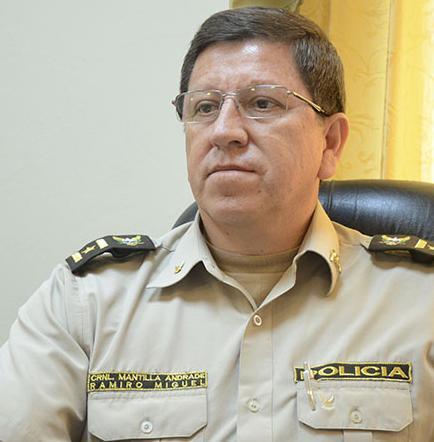 Policía dará detalles de detenidos