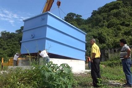 Montecristi tiene un déficit de 5 mil metros cúbicos de agua potable