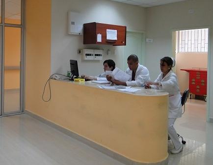 El nuevo hospital de Pichincha ya recibe pacientes