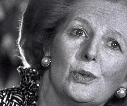Una canción que alude a la 'bruja' Thatcher bate récord de ventas