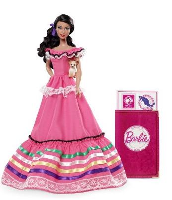 La Barbie mexicana crea polémica en las redes sociales