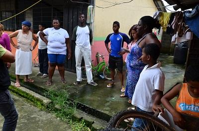 La comunidad 'afro' reclama cupos