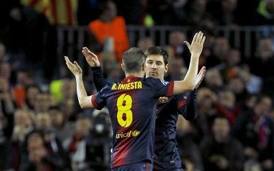 El partido ante PSG no empeoró la lesión de Messi