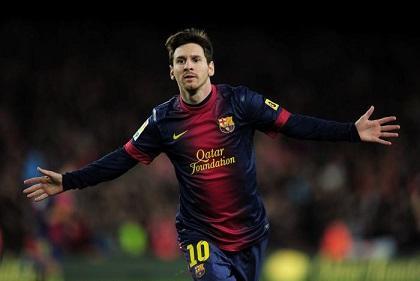 Pruebas médicas descartan recaída de Messi por lesión
